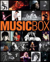Gino Castaldo: Music box - photographing the all-time greats